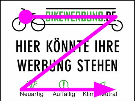 Tipps zur Plakatgestaltung für die Fahrradwerbung