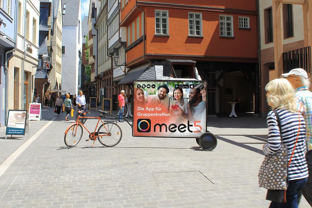 Bikewerbung-Meet5-Fahrradwerbung-Werbebanner