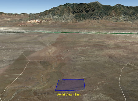 38 acres adjacent to 640 acres BLM!