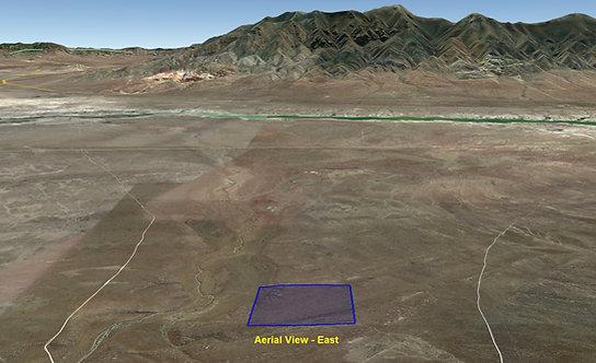 38 acres adjacent to 640 acres BLM!