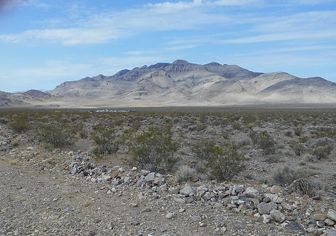 Remote NV 2.4 Acre Lot