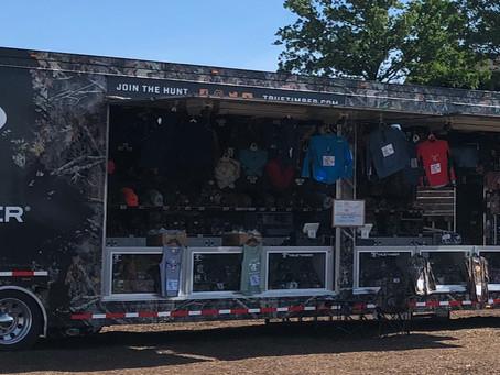 TrueTimber® Performance Apparel Heads to Michigan International Speedway for NASCAR Race Weekend