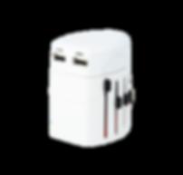 SKROSS® EVO USB World Travel Adapter Corporate Gift