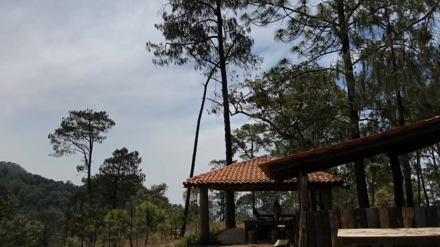 Terraza en Monte Los Frailes