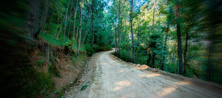 Carretera Tapalpa - Chiquilistlán