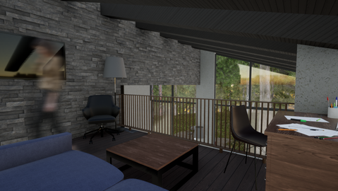 livingroom/oficina