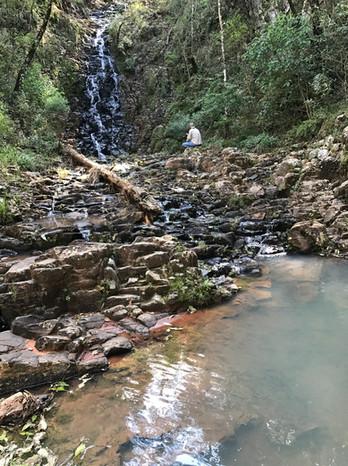 Cascada del Puma en Señorío Agua Zarca