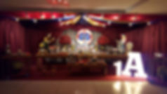Circo Vintage com tenda