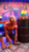 Homem Aranha (Com Sublimação)
