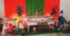 Chapeuzinho Vermelho (Fibras)