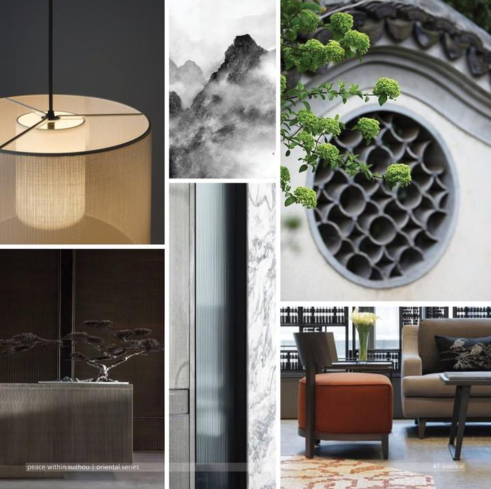 peace within suzhou | oriental series