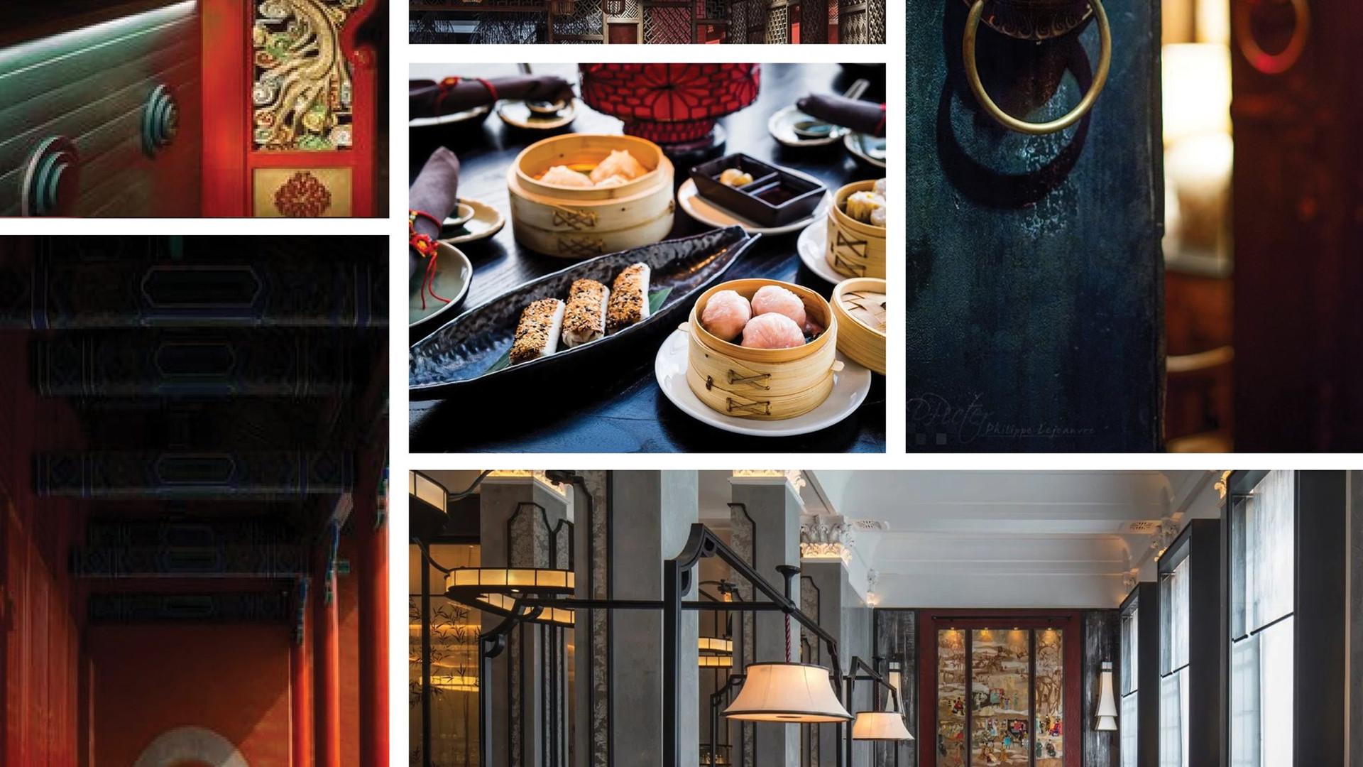 heritage within beijing | oriental series