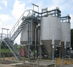 Refurbishment of Whitchurch tertiary Colloide filters (Welsh Water)