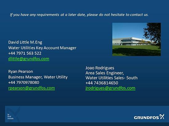 Grundfos contact details