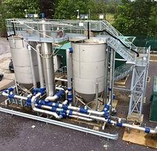 Refurbishment of Llanberis tertiary BluePro filters (Welsh Water)
