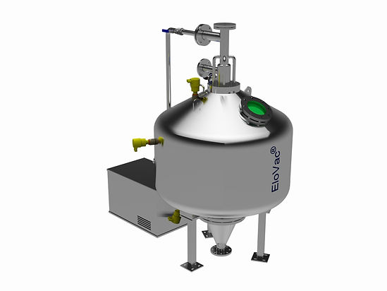 EloVac®, a compact vacuum degassing technology for digested sludge