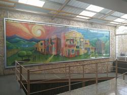 Mural Patronato Roberto Koch