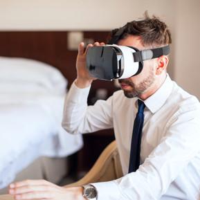 Visitas virtuales y la industria hotelera