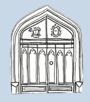 Cambridge's Best Doors