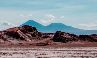In The Desert Their Rust