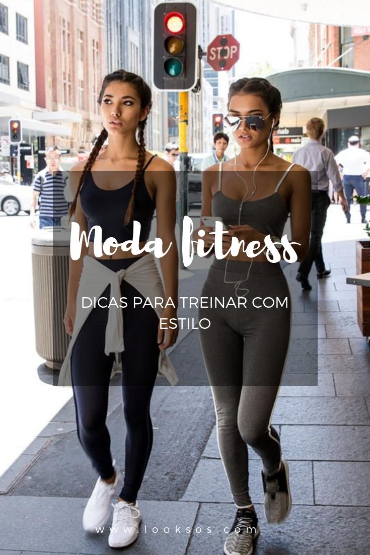 bdacbe0f416 Moda fitness  dicas para treinar com estilo