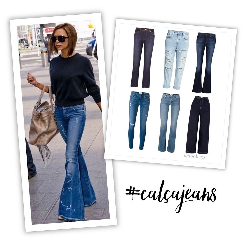 Calça Jeans - 10 peças que toda mulher deveria ter no seu guarda-roupa.