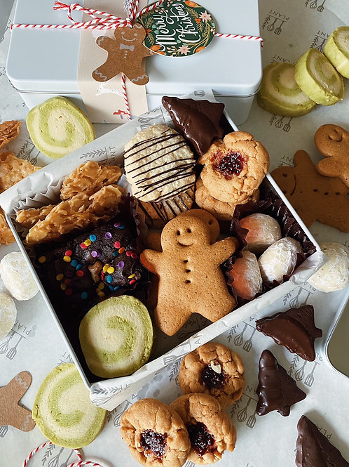 Holiday Cookie Box