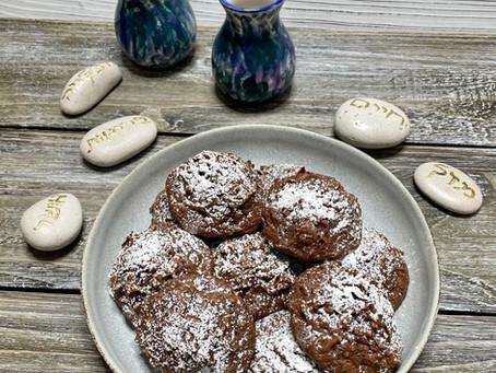 Easy Chocolate Coconut Macaroons