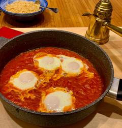 Shakshuka - Israel in a dish!