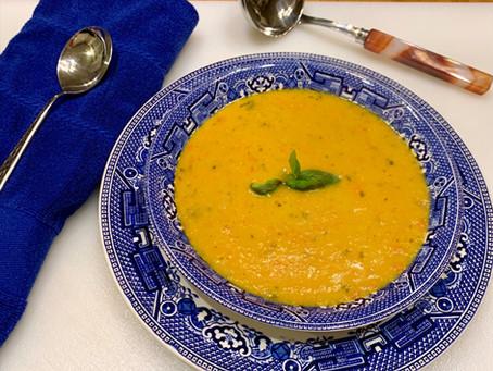 My Grandmother's Lentil soup (מרק עדשים)