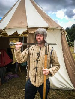 Be medieval!