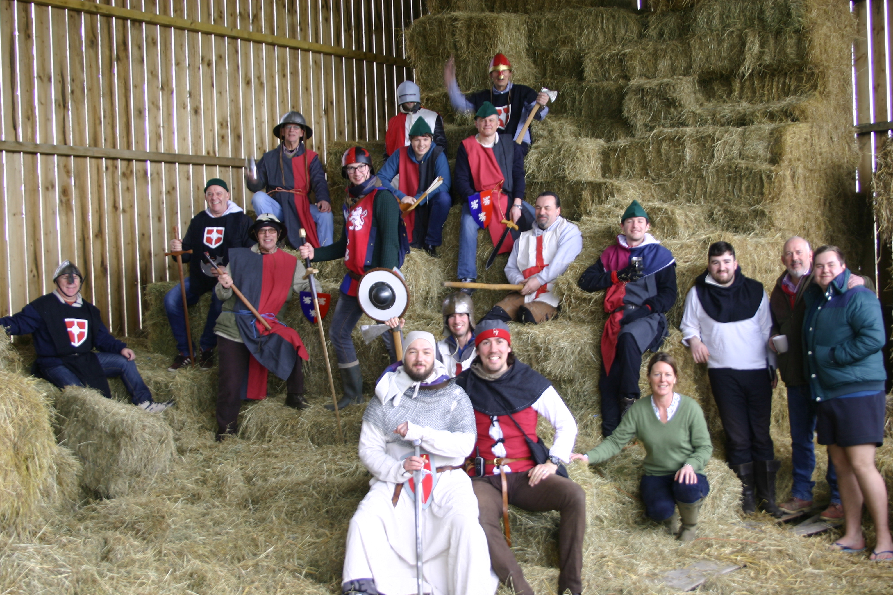 Stag Party: Medieval