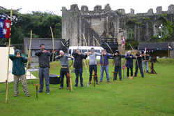 Stag Party: Caldicot Castle