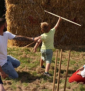 Spear Throwing Activity