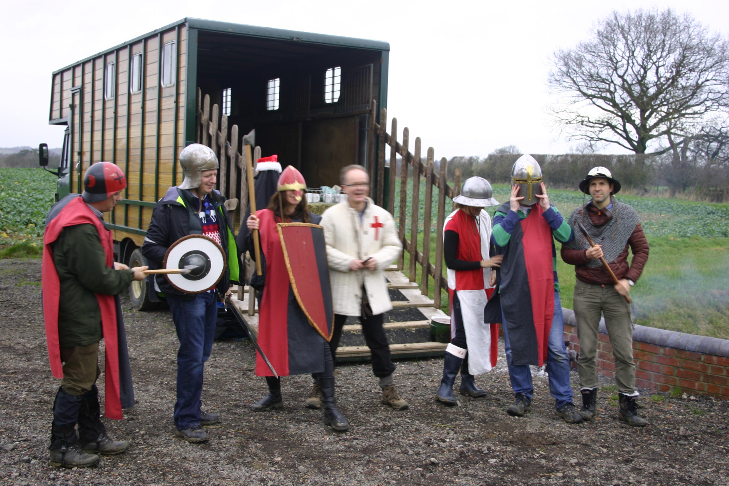 Team Building: Medieval