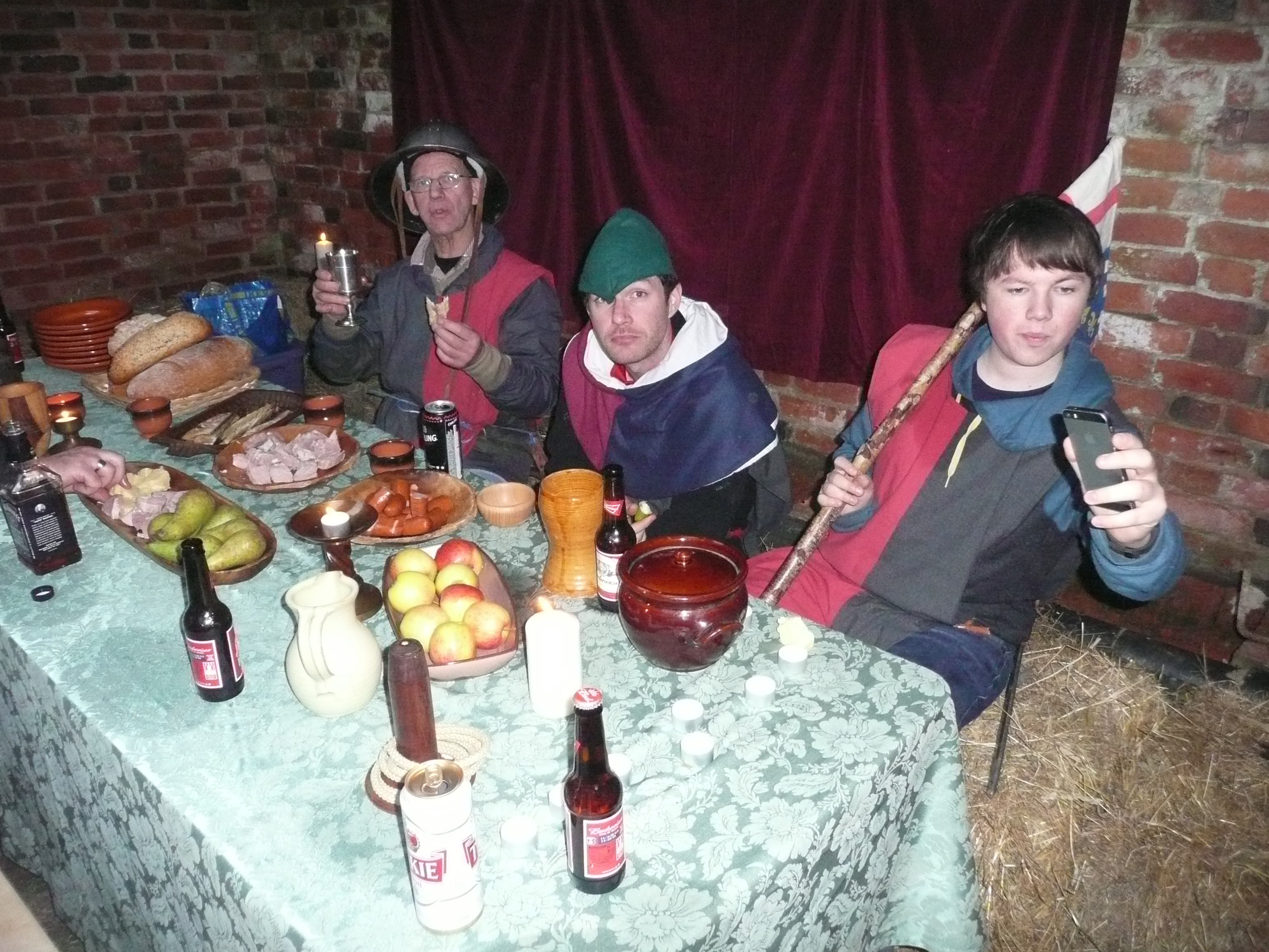 Stag Parties: Banqueting