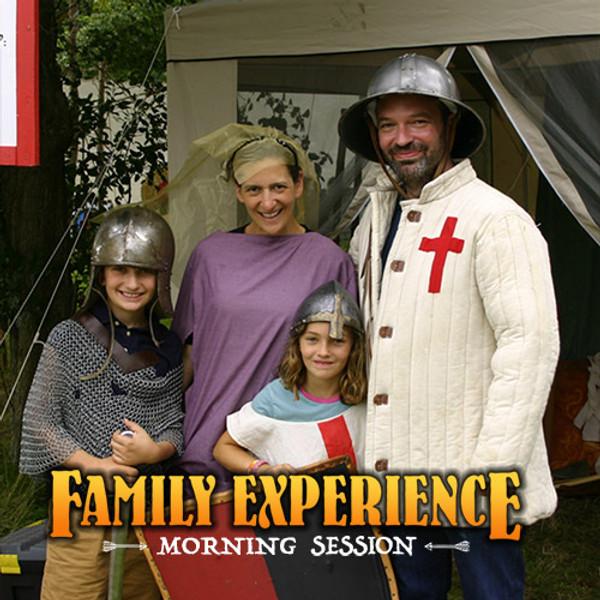 MEDIEVAL MAYHEM FAMILY EXPERIENCE - Sunday Morning Session