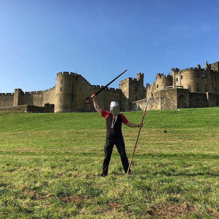 LEGENDS OF THE BLADE: Medieval Combat Taster Day 27th October 2019
