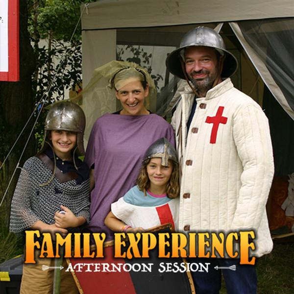 MEDIEVAL MAYHEM FAMILY EXPERIENCE - Sunday Afternoon