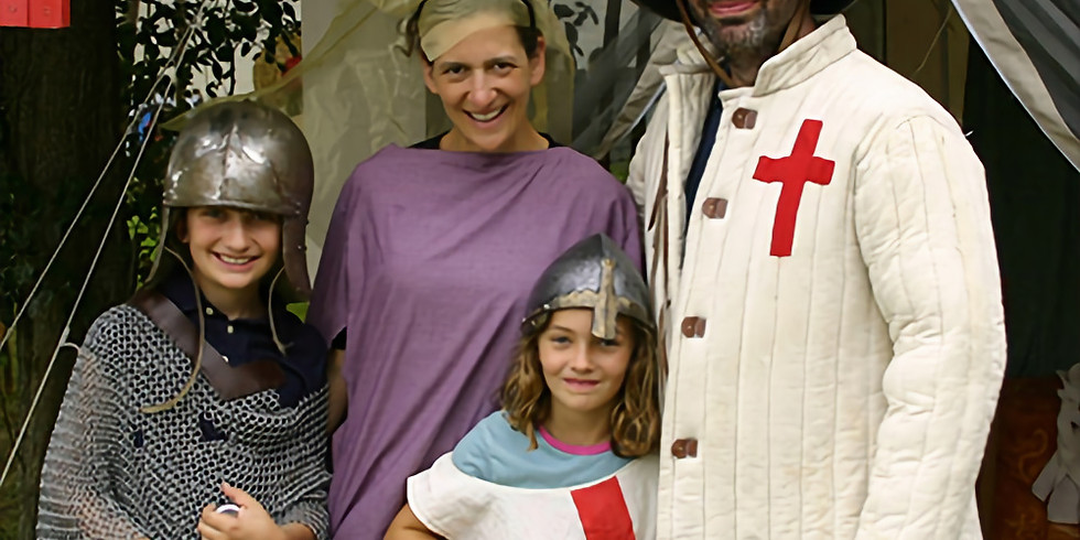 MEDIEVAL MAYHEM FAMILY EXPERIENCE - Afternoon Session