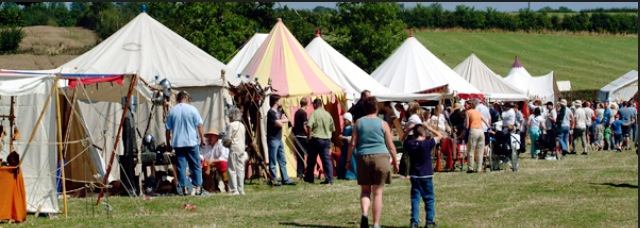 Crafts and stalls