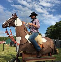Wild West event activities
