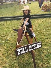 Wild West activities