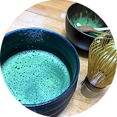 ORGANIC JAPANESE MATCHA (有機抹茶)