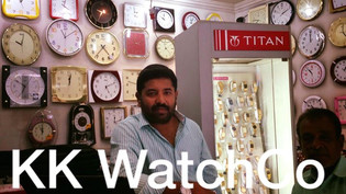 1st Exclusive Watch Show Room in Anantap