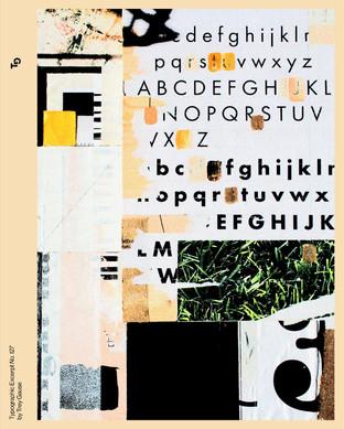 Typographic Excerpt No. 127