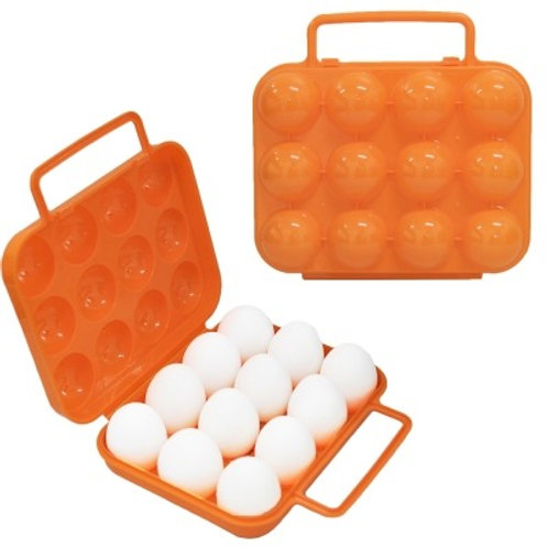 膠蛋盒(12格)