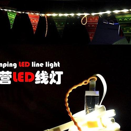 LED防水燈帶(白,黃光1.5米)