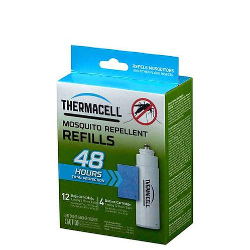 Thermacell The-R4 48小時驅蚊器補充套裝