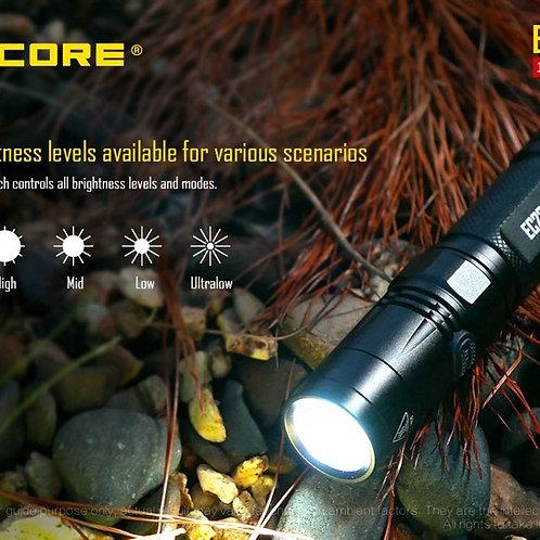 Nitecore EC23 High Performance Flashlight With Battery